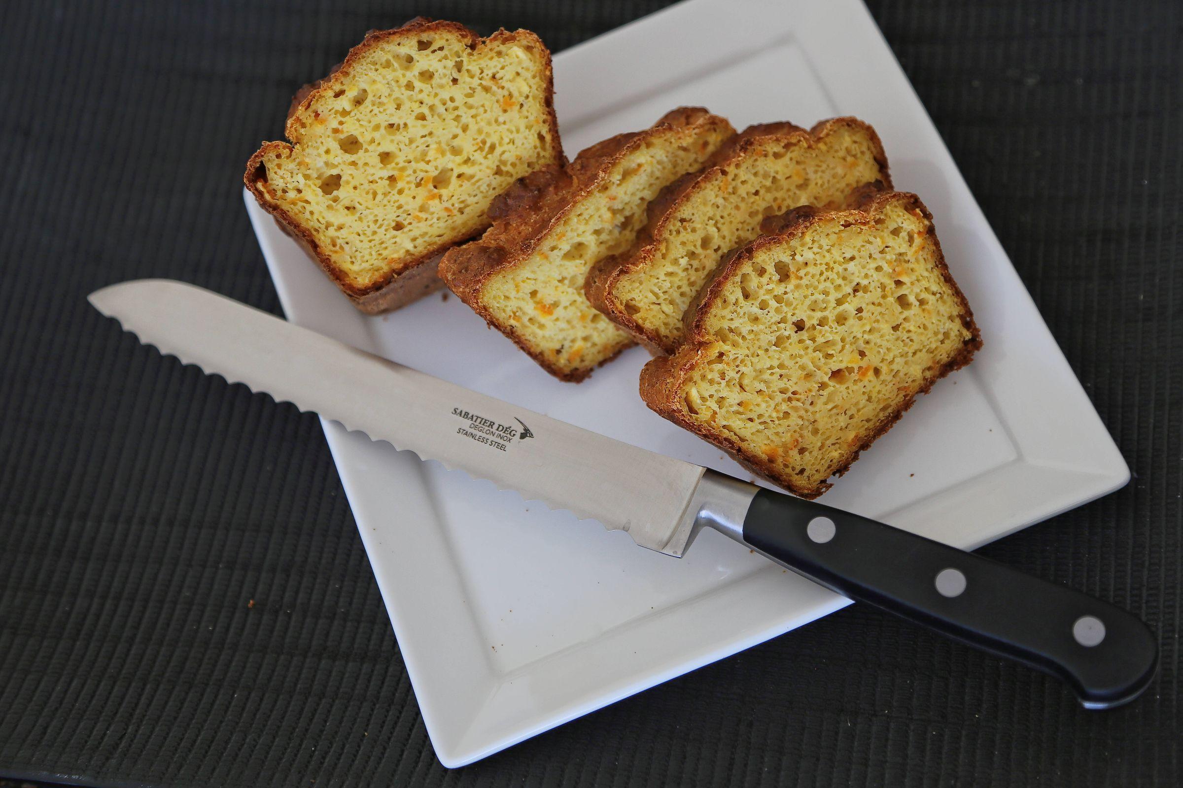 Deglon Cuisine Ideale Bread Knife, 8-Inch